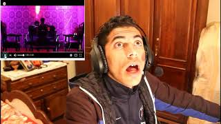 reaction Sherif - MASO9ICH ( Official Music Video )