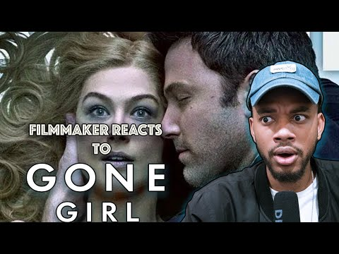 FILMMAKER MOVIE REACTION!! Gone Girl (2014) FIRST TIME REACTION!!