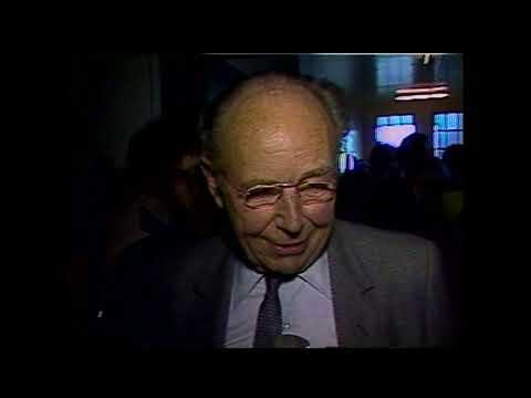Harold 'Doc' Edgerton's 80th Birthday Party at MIT - 1983 (видео)