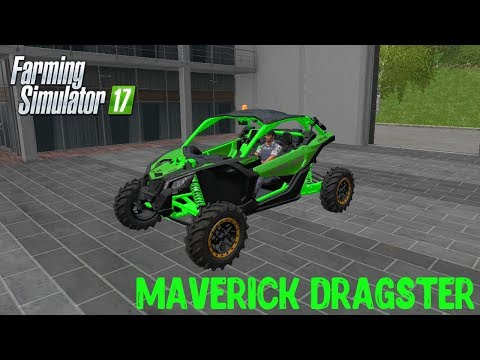 Maverick Dragster fs17 v1.0