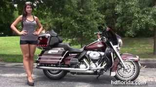 3. Used 2011 Harley Davidson Ultra Classic Electra Glide Motorcycles for sale