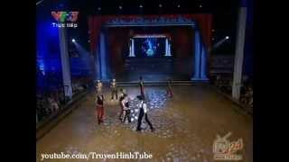 Buoc nhay hoan vu 2012 - Chung kết Bước nhảy hoàn vũ 2012 - Thu Minh [khách mời]