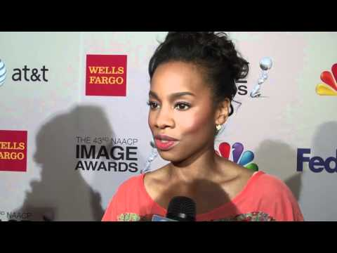 Anika Noni Rose - NAACP Image Awards Luncheon (2012)