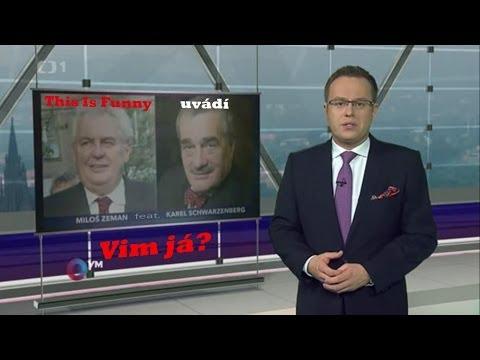 Virální song se Zemanem a Karlem Schwarzenbergem: Vim já?