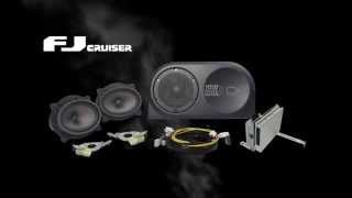 Complete sound solution for the Toyota FJ Cruiser: The Reference 400CF by OEM Audio Plus (http://bit.ly/Ref400-FJ). Plug and...