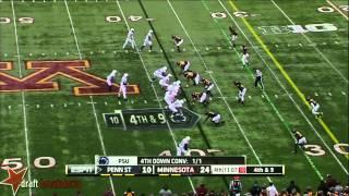 Allen Robinson vs Minnesota (2013)