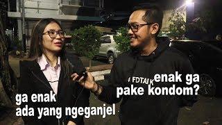 Video FDTALK - PAKE KONDOM ATAU NGGAK? INI JAWABAN CEWEK... MP3, 3GP, MP4, WEBM, AVI, FLV Desember 2018