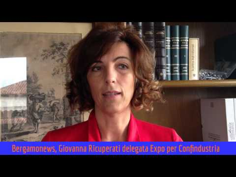 Giovanna Ricuperati spiega Expotechnologies