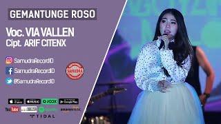 Video Via Vallen - Gemantung Roso (Official Music Video) MP3, 3GP, MP4, WEBM, AVI, FLV Mei 2018