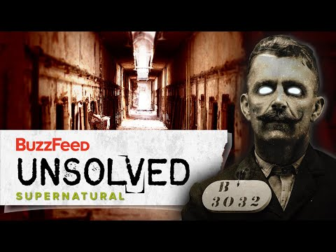 The Captive Spirits Of Eastern State Penitentiary (видео)