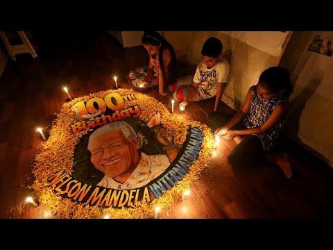 Εορτασμοί για τα 100 χρόνια από τη γέννηση του Μαντέλα