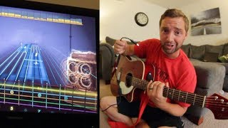Check out more on Rocksmith 2014 at http://www.rocksmith.com Available for PS3, XBOX 360, PC, and Mac I had a lot of fun with...