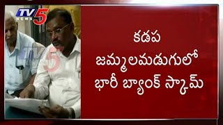 Rs 2 Crore Scam Exposed In Jammalamadugu Co-Operative Credit Society Bank