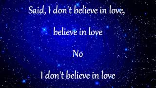 Laura Izibor - Can't Be Love (lyrics) - YouTube