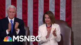 Speaker Nancy Pelosi Calls Trump's Warnings About Investigations A 'Threat' | Hardball | MSNBC