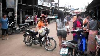 Phetchabun Thailand  city images : 2011 Summer Vacation #137: Very Local Thai Market in Phetchabun, Thailand