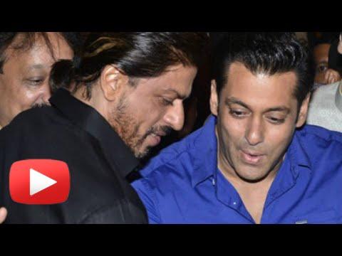 Salman Khan & Shahrukh Khan To NOT Come Together F