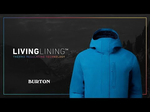 Burton Living Lining Technology