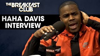 Video Haha Davis Wants Zero Problems With The Breakfast Club, Talks Music, Comedy + More MP3, 3GP, MP4, WEBM, AVI, FLV Oktober 2018