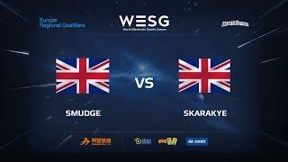 SMUDGE vs Scarakye, game 1