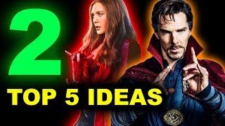 Doctor Strange 2 Sequel - Beyond The Trailer