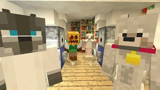 Minecraft Xbox Lets Play - Survival Madness Adventures - Rock Paper Scissors [122]