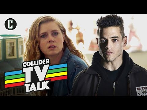 Mr. Robot Announces End Date & Sharp Objects Finale Twist - Collider TV Talk Podcast Episode 1