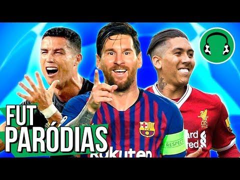 d A CHAMPIONS VOLTOU PAULERA | Paródia Lancinho - Turma do Pagode_Sport videók