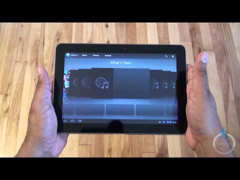 Samsung Galaxy Tab 10.1 4G LTE For Verizon Review - BWOne.com