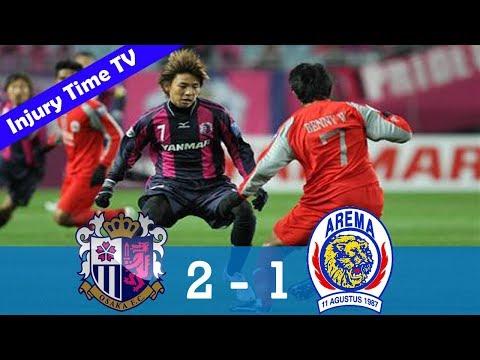 Cerezo Osaka 2-1 Arema Indonesia   AFC Champions League 2011   All Goals & Highlights