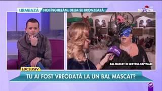 Bal Masque - Locanta Jaristea 3 ianuarie 2017