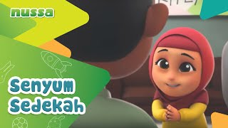 Download Video NUSSA : SENYUM ITU SEDEKAH MP3 3GP MP4
