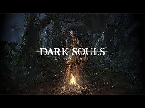 Dark souls remastered día 1