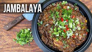 Easy Jambalaya recipe by BBQ Pit Boys