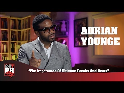 Adrian Younge - The Importance Of Ultimate Breaks And Beats (247HH Exclusive)