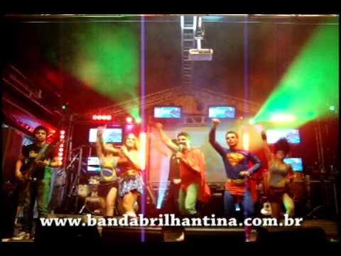 Banda Brilhantina - Melhores Momentos Carnaval 2011 - Nova União
