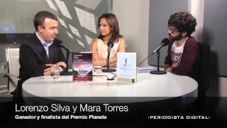Tertulia Lorenzo Silva y Mara Torres. 8 noviembre 2012