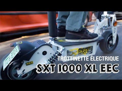 trottinette electrique forca evoking  fr hd