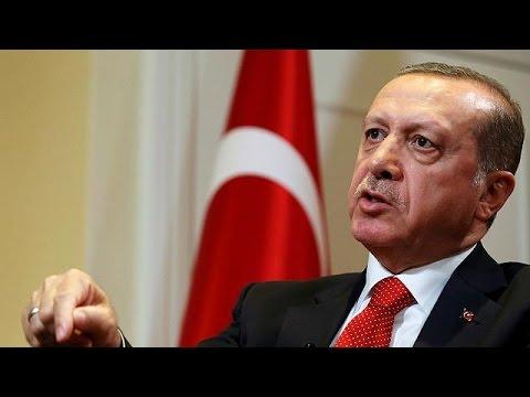 Ερντογάν: Οι ΗΠΑ «υποθάλπουν έναν τρομοκράτη»