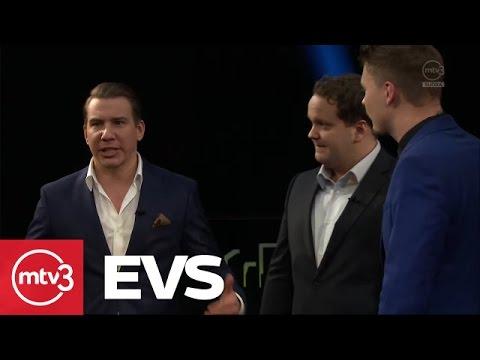 Roope, Aku ja Kalle impro | Enbuske, Veitola & Salminen | MTV3 tekijä: MTVSuomi