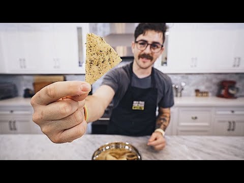 trying to make diy cool ranch doritos