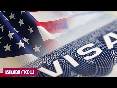 Khai lý lịch dùng mạng xã hội khi xin visa Mỹ? | VTC1 - Thời lượng: 64 giây.