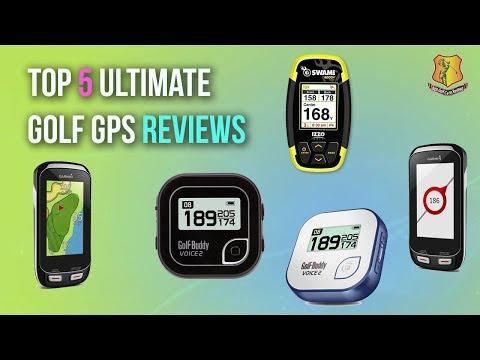 Top 5 Ultimate Golf GPS Reviews
