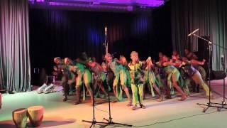 African Children's Choir - This Little Light of Mine