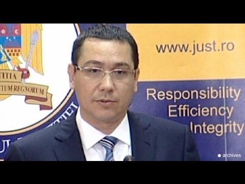 Romania president finally reappoints rival Ponta as PM