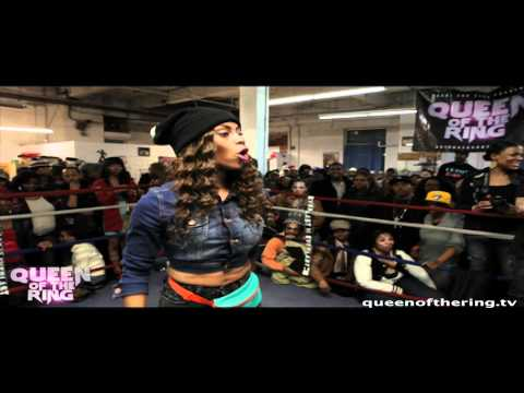 krissy - Another dope W.T.T. battle, this time Krissy Yamagucci (Harlem) makes her debut in the ring against Royal Honey who's back for the 2nd time. Both ladies go h...