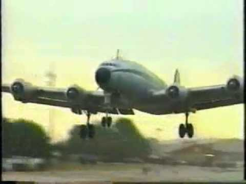 Lockheed Model L-749 Constellation.