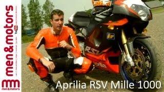 6. Aprilia RSV Mille 1000 (2002) Review