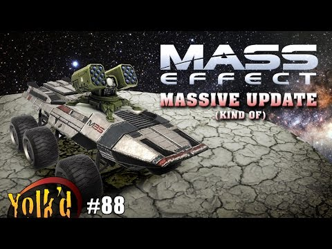 Mass Effect 4 details, Thermaltake's Water 3.0, & completely useless gadgets — Yolk'd #88