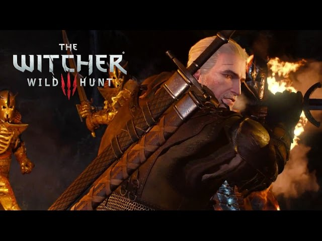 Видео к игре The Witcher 3 Wild Hunt